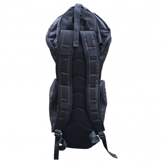 Black Backpack for XP Deus, XP ORX metal detector